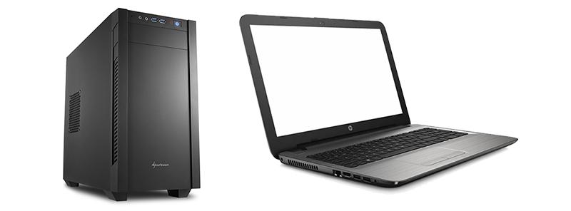 Computer en Laptop
